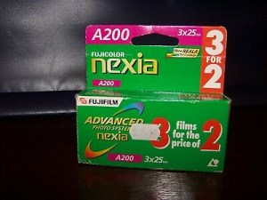 FUJIFILM-NEXIA-A200-APS-FILMS-25-Exp-Advanced