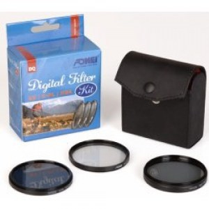 Filtro Fomei Digital Kit 52mm UVCPLND4