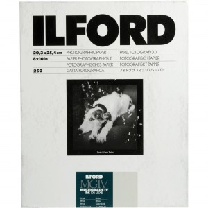 Ilford Multigrade IV RC DLX