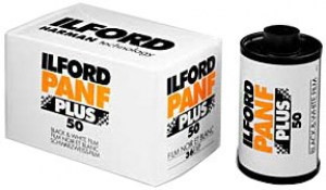 Ilford Panf Plus 50 135-36