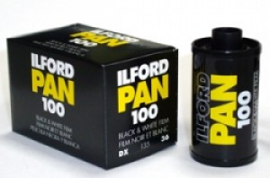 ilford pan100